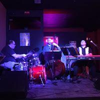 Derel Monteith Trio At Rhythm Kitchen Peoria