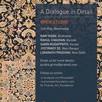 Open Studio  A Dialogue in Detail