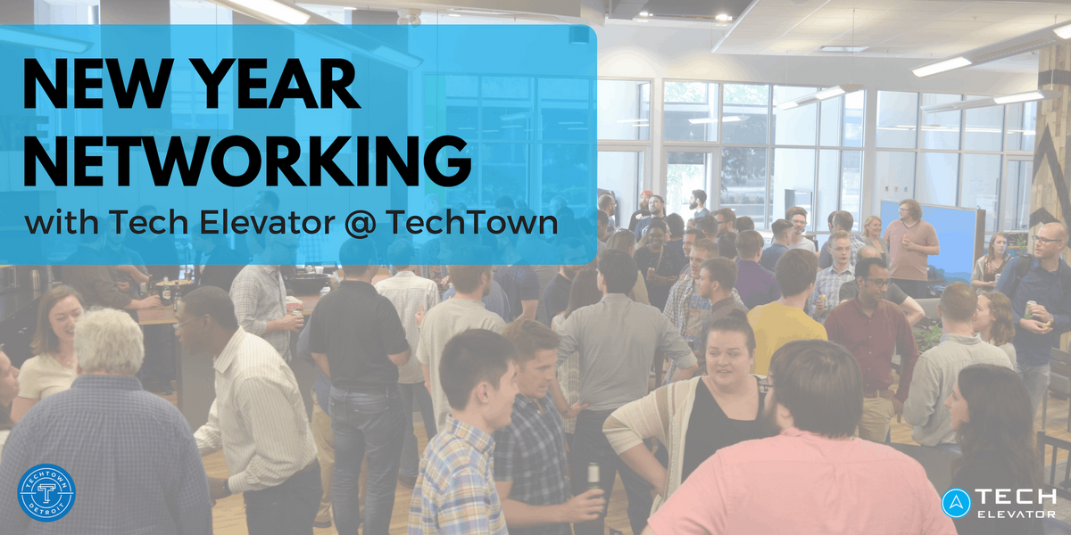 New Year Networking with Tech Elevator - Detroit