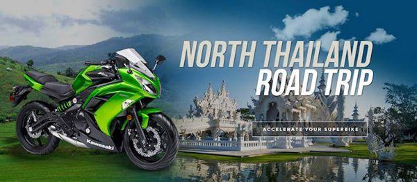 North Thailand Road Trip