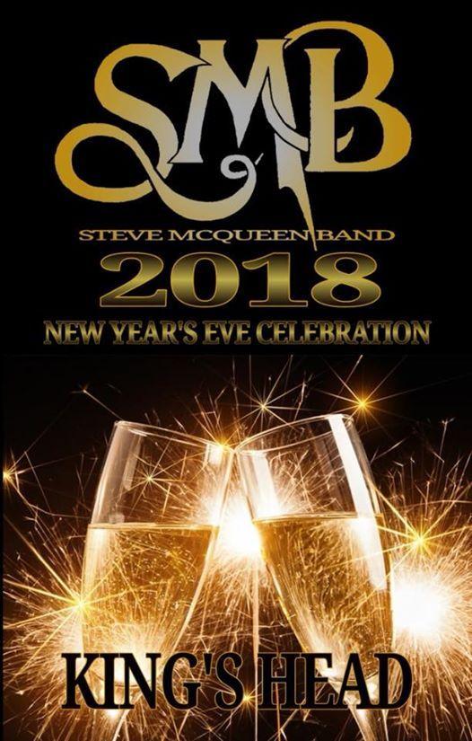 SMB New Years Eve Bash  The Kings Head