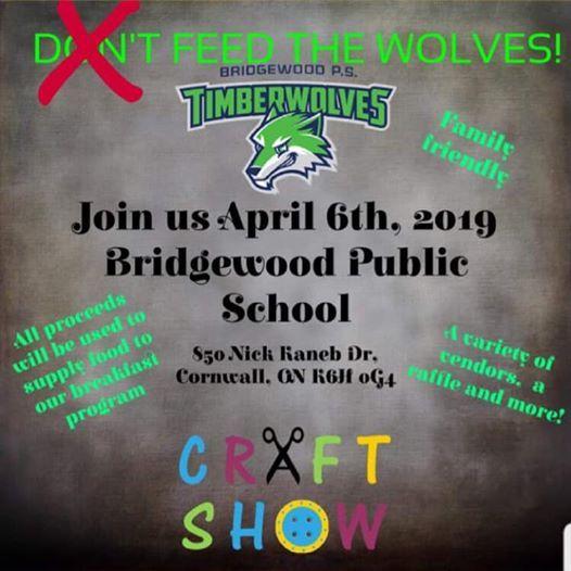 Bridgewood Craft Show