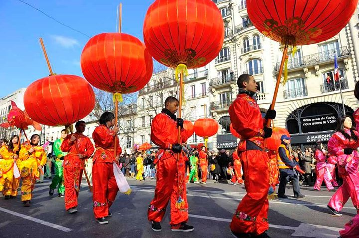 Chinese New Year in Newcastle 2018
