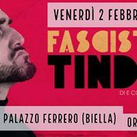 Daniele Fabbri Live  Fascisti Su Tinder