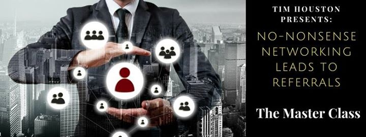 No-Nonsense Networking Leads to Referrals - NYC