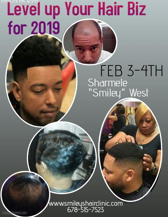 Level up your Hair Biz for 2019 Become A Hot Commodity in the Hair Loss Industry