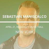 Sebastian Maniscalco in New York