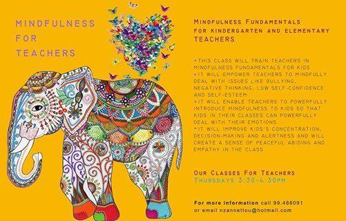 Mindful Teachers mindful powerful free kids