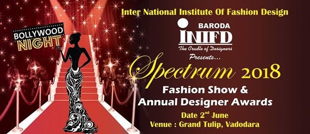 Fashion Show Annual Designer Awards At Inifd Baroda Vadodara