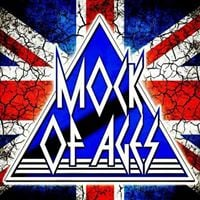 Mock of Ages - Def Leppard Tribute 5.Cover