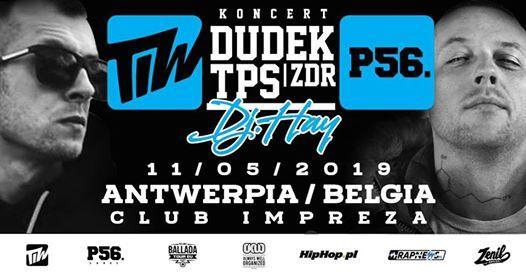 Dudek P56 x TPS Zdr x Antwerpia  Belgia 11.05