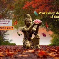 Workshop intensiv de Meditaie i Satsang cu Deva Krishna