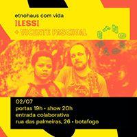 Etnohaus com vida .. Ilessi &amp Vicente Paschoal