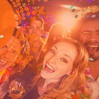 Aperol Spritz Party Joes bar