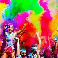 Holi Celebration (Festival of Colors)
