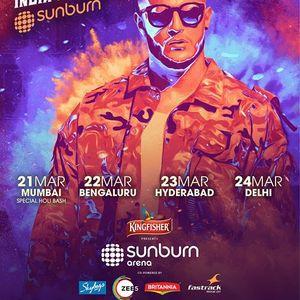 Sunburn Arena (Holi) with DJ Snake - Mumbai