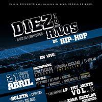 10 Aos de Hip-Hop  H-ico Da Funkylooper