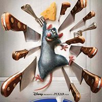 Holiday Movie Series Ratatouille