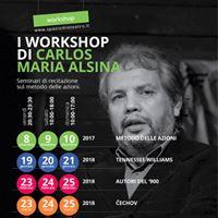 Seminario recitazione Metodo delle Azioni Fisiche per C. Alsina