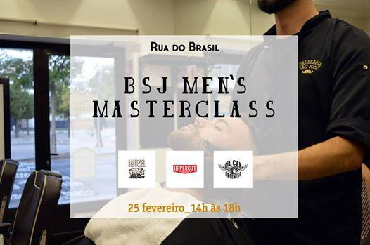 BSJ Mens Masterclass