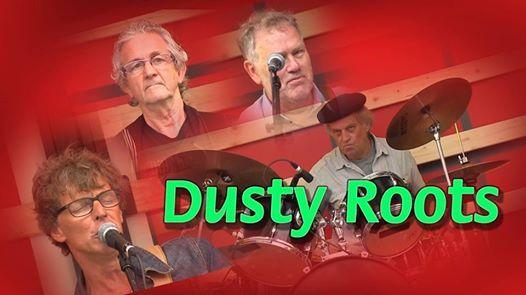 Dusty Roots Bluesband & Snarefactor feestavond