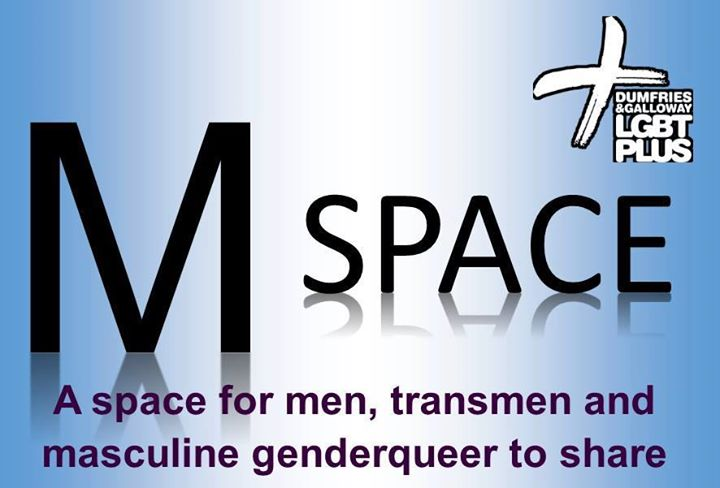 Mspace is for men transmen and masculine gender queer to share