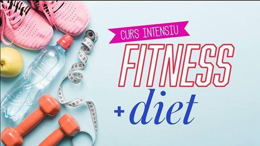 Curs intensiu Fitness i Dieta