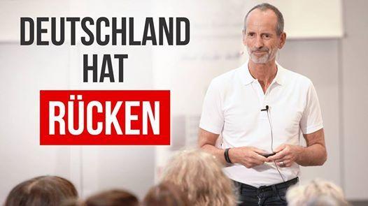 Kostenfreier Vortrag mit Roland Liebscher-Bracht in Bern