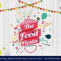The Food Fiesta 2017