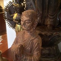 Meditation Instruction and Teisho by Junryu Roshi