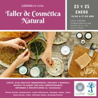 Taller de Cosmtica Natural (TOLUCA)