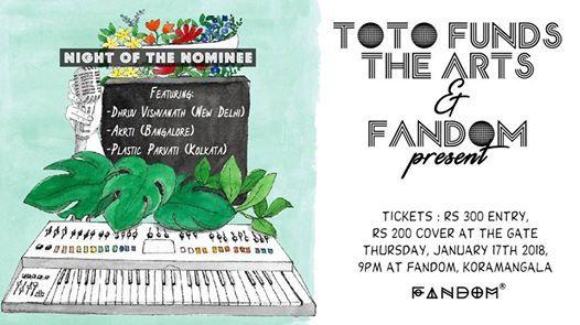 Toto Night of the Nominee at Fandom  BLR