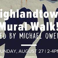 Highlandtown Mural Walk