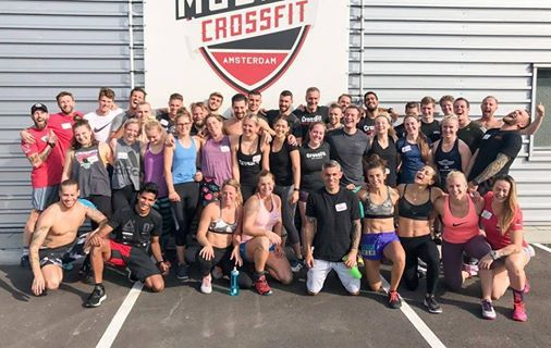 CrossFit Level 2 Certificate Course - Amsterdam Netherlands