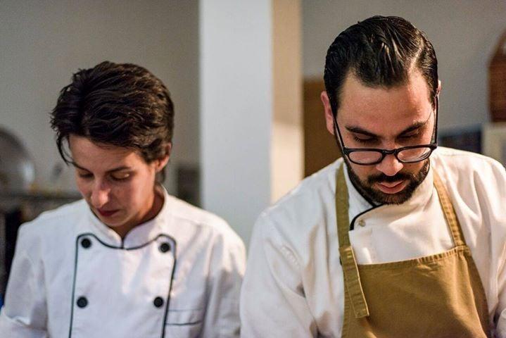 Counterpoint between Chefs Luis Herrera & Maria Laura Quintero