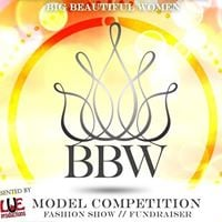 BBW (Big Beautiful Women) Model Competition and Fashion Show and
