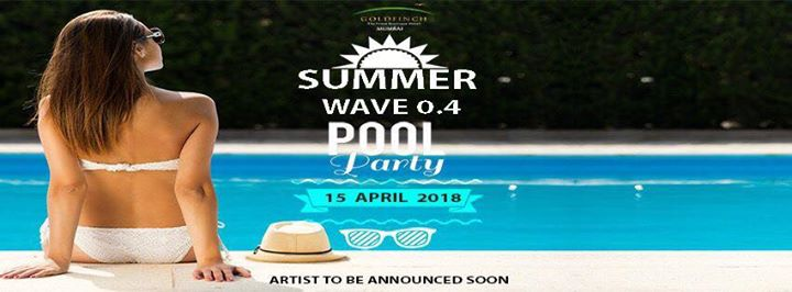 Summer Wave  Pool Party