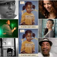 Soul Sister Revue Fall Reading w John Murillo Yanyi &amp more