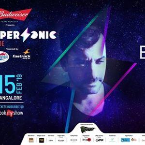 Vh1 Supersonic Arcade ft. Bonobo LIVE