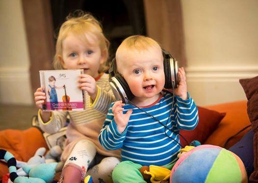 Tanya Houghton Harp - Chamber Babies