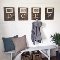 Elysia English Designs ADULT workshop -Family personalized hooks