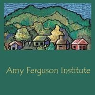 Amy Ferguson Institute