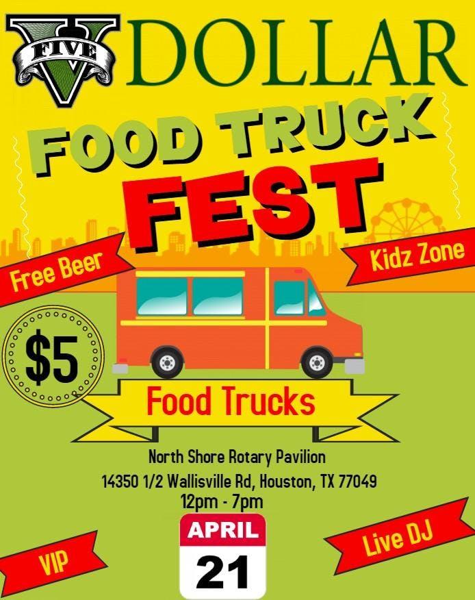 5 Food Truck Festival