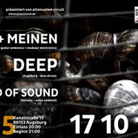 N  MEINEN  DEEP  VOID OF SOUND ...live