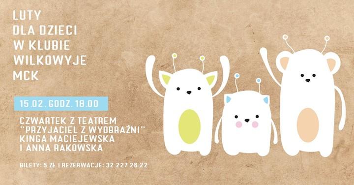 Czwartek z Teatrem dla Dzieci Przyjaciel z Wyobrani