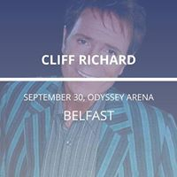 Cliff Richard in Belfast