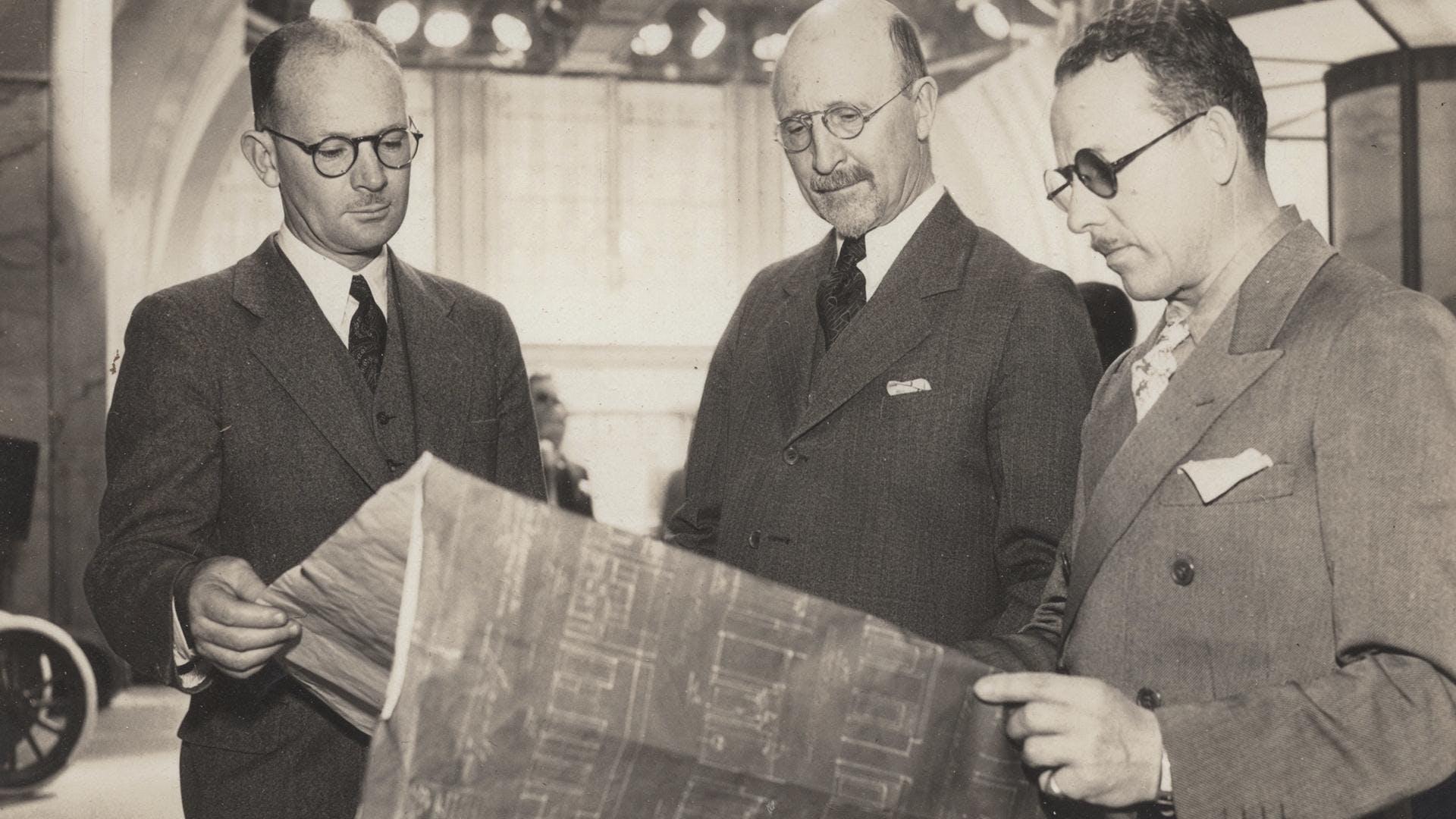 Iconic Vision John Parkinson Architect of Los Angeles Film Screening