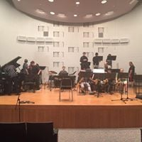 SJC Jazz Ensemble with guest artist Andre Hayward