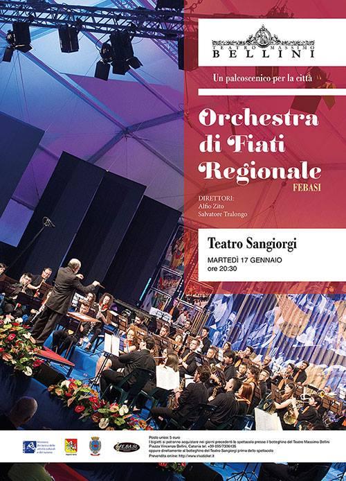 Concerto dellOrchestra di FIati Regionale Siciliana Febasi