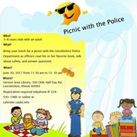 Picnic with the Police